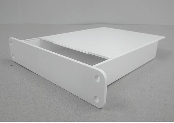 Rack Mounted Custom Plastic PCB Unit