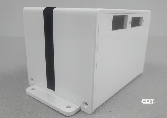 Rapid Turnaround Custom N2U Enclosure Prototype